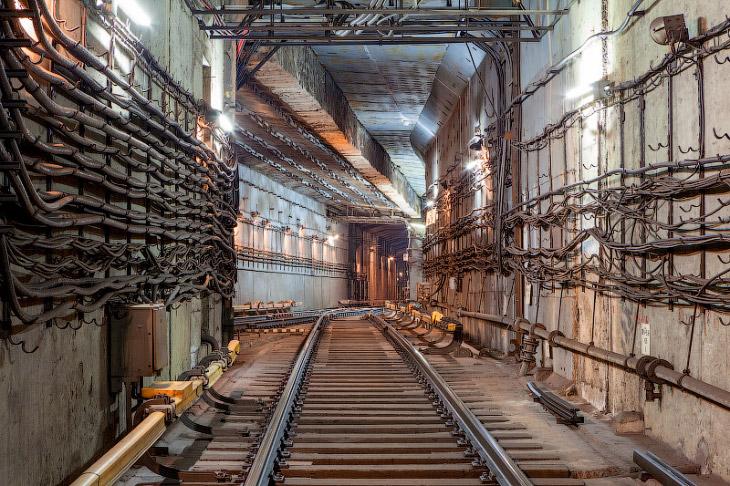 Фотографии и текст Александра «Russos» Попова   1. Оборотные тупики за станцией.