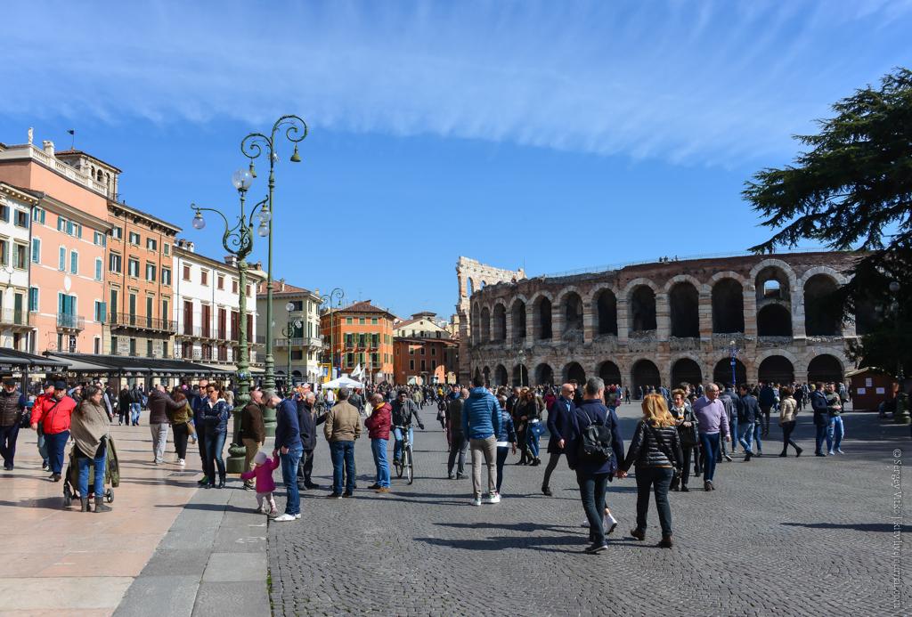 Круче Рима может быть только Верона