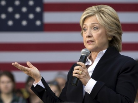 Белый дом небудет давать рекомендации ФБР поделу Клинтон