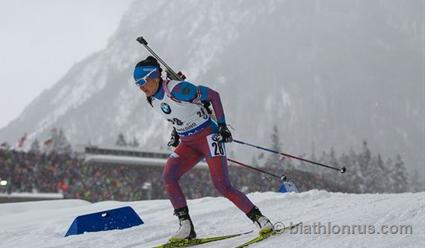 Лучшим биатлонистом РФ стал тюменец Антон Шипулин