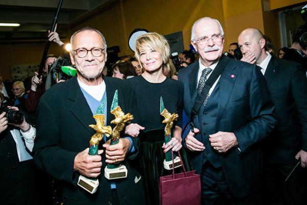 «Рай» стал лучшим в 3-х номинациях напремии «Золотой орел»