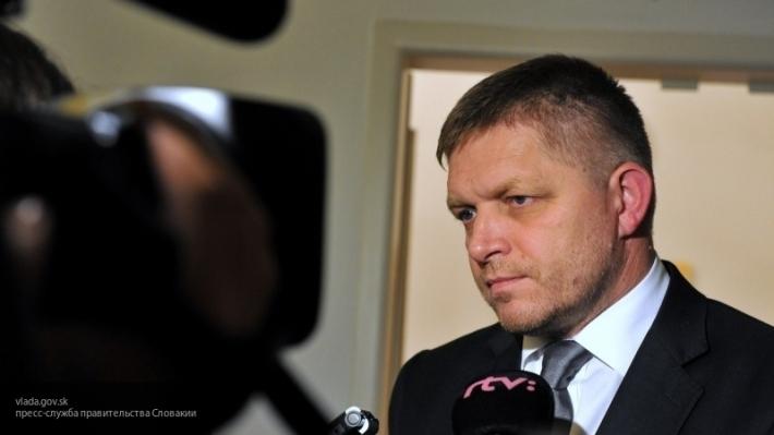 ЕСотметит антироссийские санкции после США— Премьер Словакии