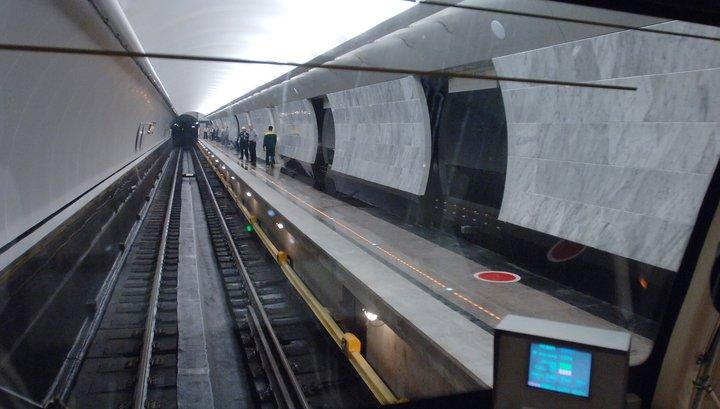 Вмосковском метро сложилась критическая ситуация