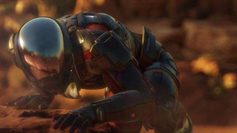 BioWare пообещала исправить Mass Effect: Andromeda