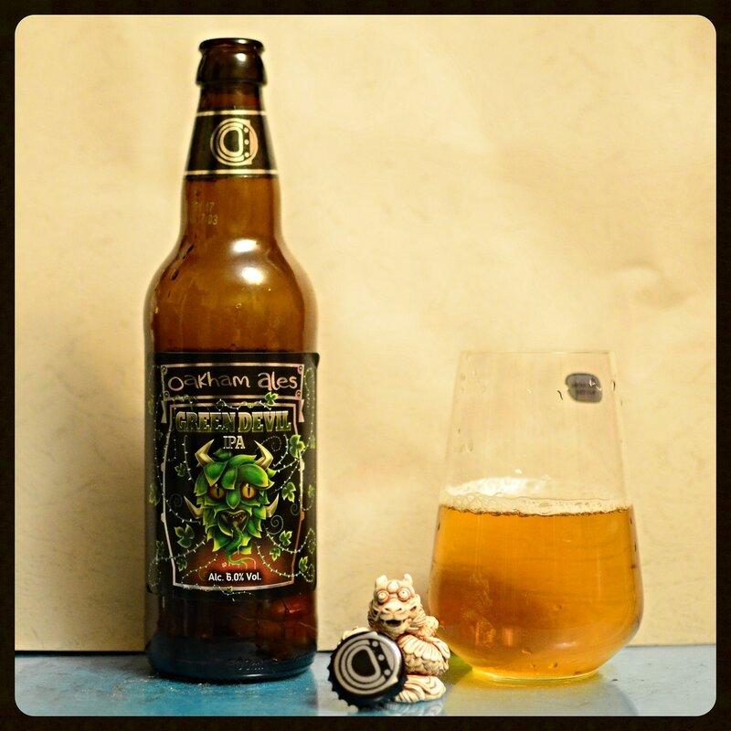 Oakham Ales Green Devil IPA (6 / ?)