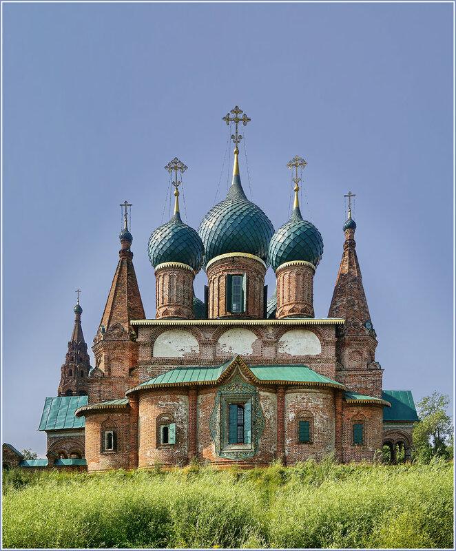 Церковь Иоанна Златоуста. Ярославль