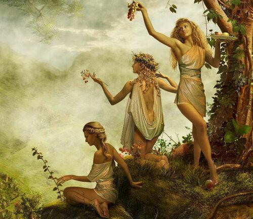 бог разврата греческая мифология-пт3