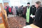 17 декабря в Смоленском храме Карино Зарайского района молебен покровителю Зарайской земли Николаю Чудотворцу о разрешении конфликта