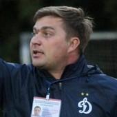 Стукалов Алексей Борисович - старший тренер команды Динамо 2003 года рождения