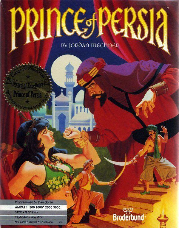Увлекательная история создания 'Принца Персии'