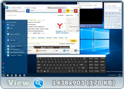 Microsoft Windows 10 SingleLanguage 14926 rs2 x86-x64 RU MICRO