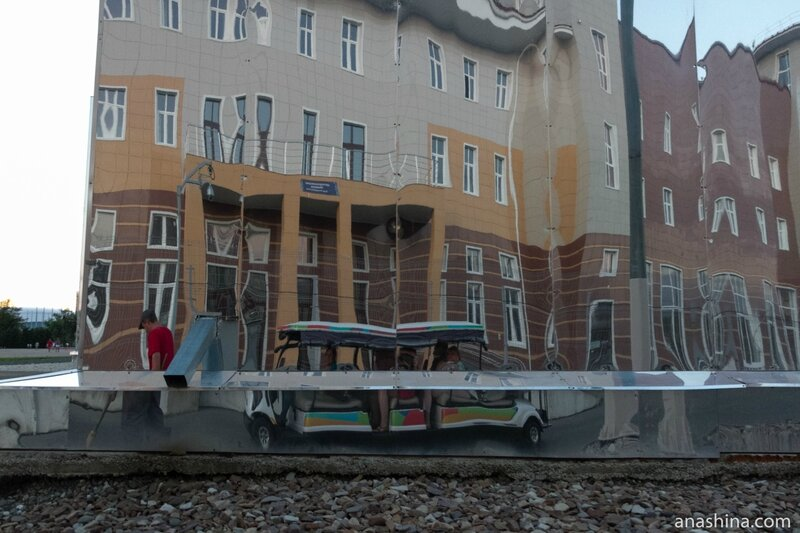 Выставочный комплекс, Олимпийский парк, Сочи