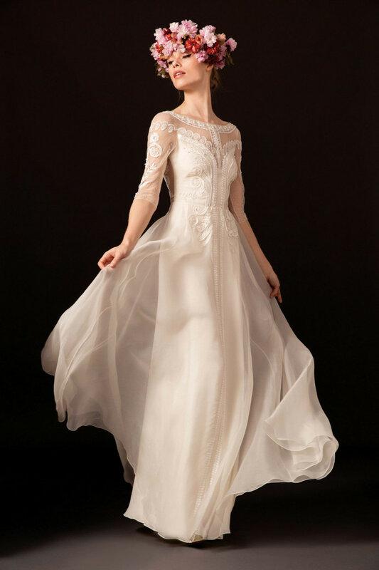Temperley Bridal spring 2018