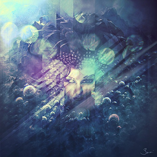 Original Digital Art by 3mmi
