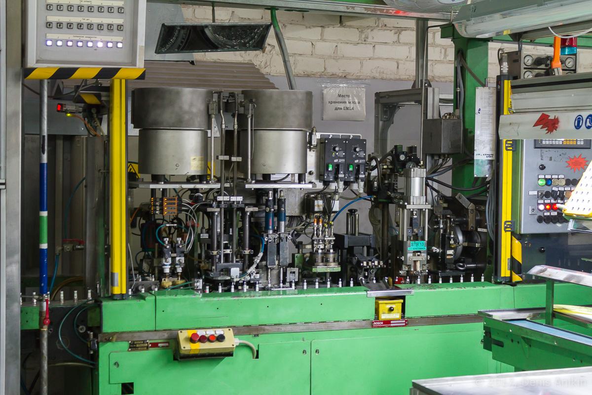 Bosch Энгельс производство свечей зажигания фото 19