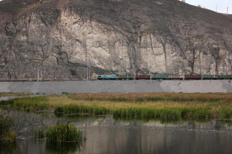 ТЭМ15-157 на станции Биянка