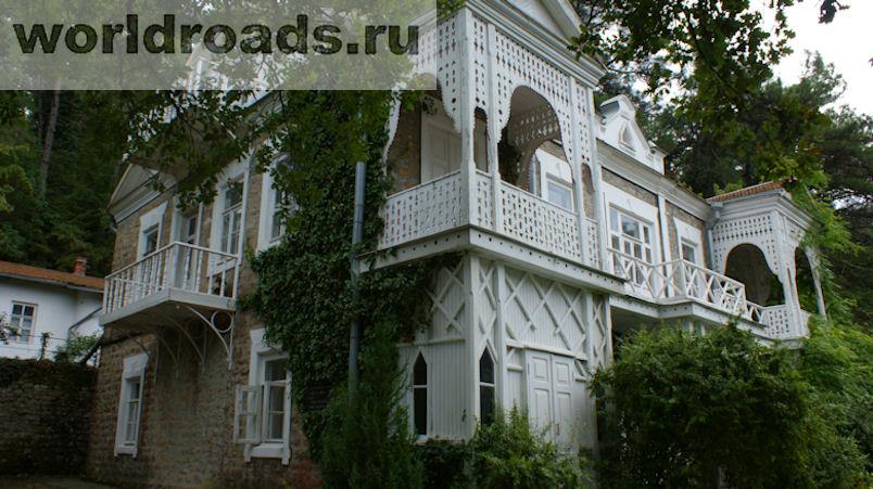 Дом Короленко