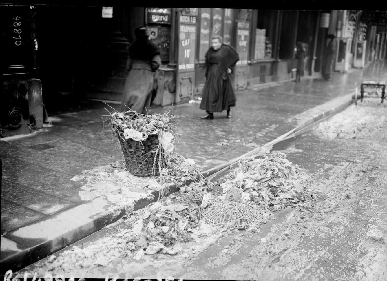 1917. После мартовского снегопада