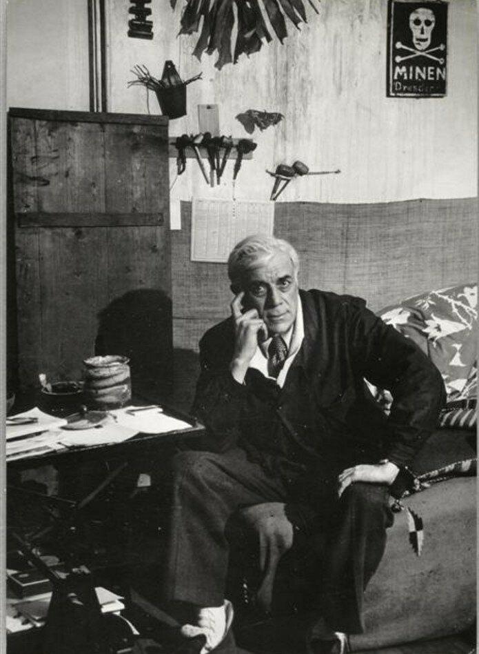 1946. Жорж Брак