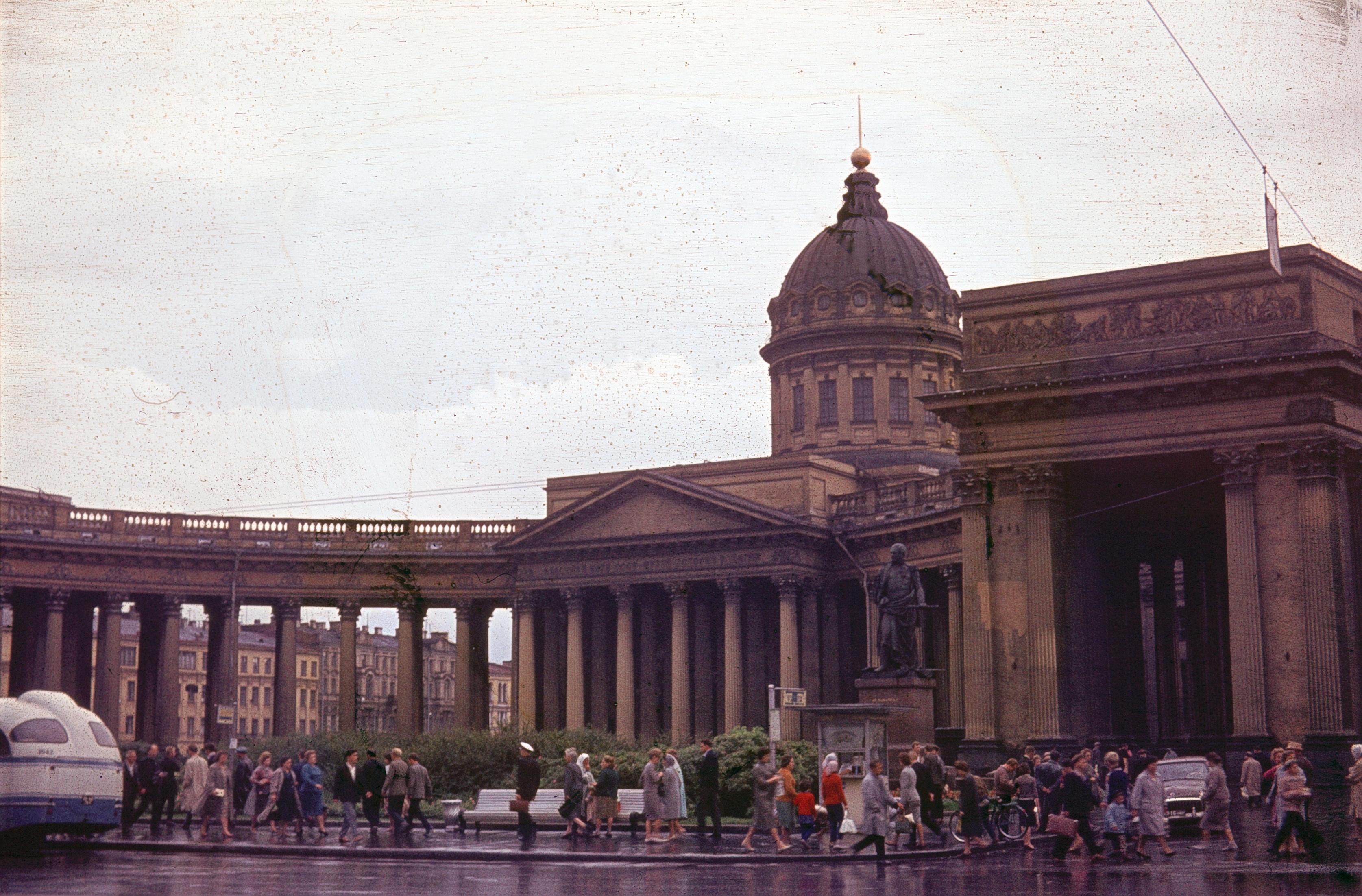 Ленинград. Казанский собор
