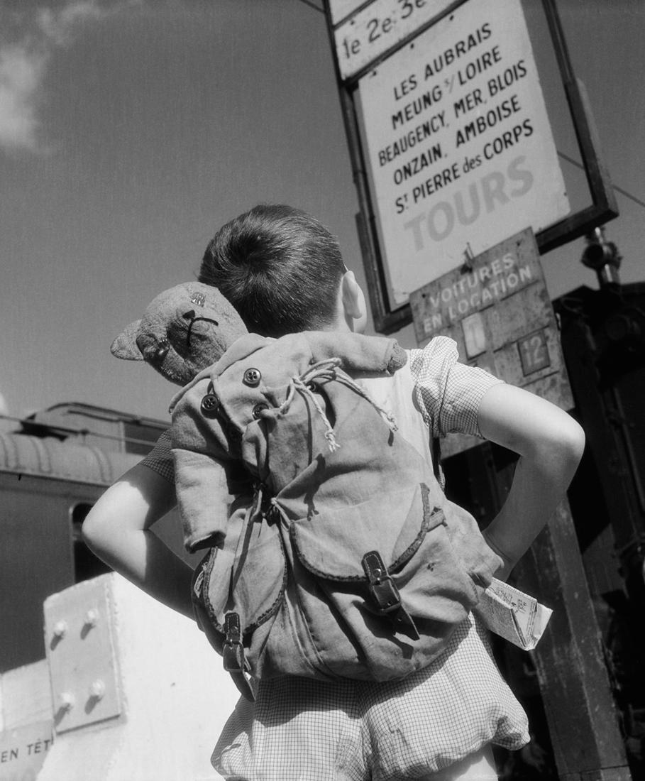 1946. Винсент на каникулах