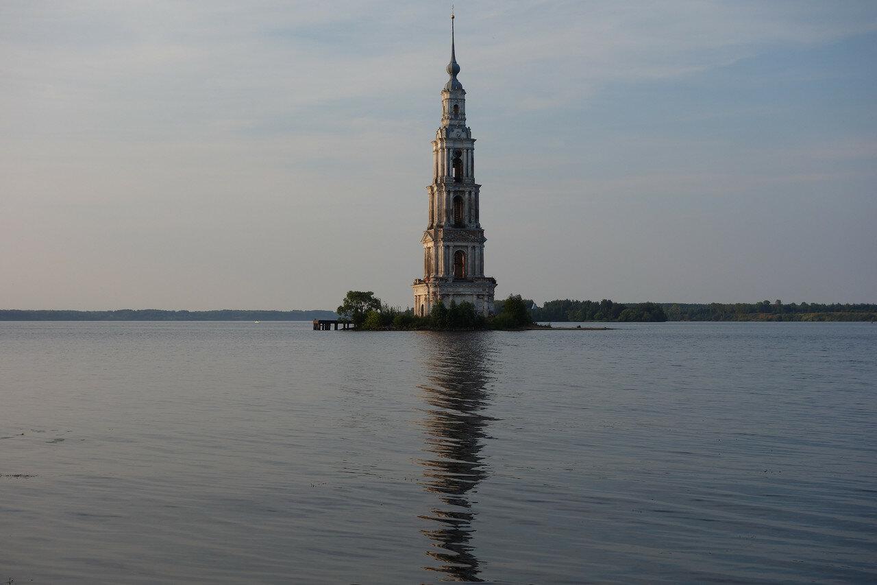 колокольня затопленного собора