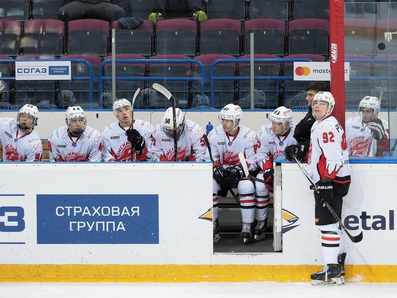 4Стальные Лисы - Омские Ястребы 13.12.2016
