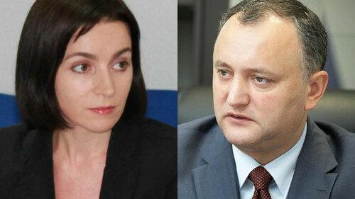ВМолдове наступил «день тишины»