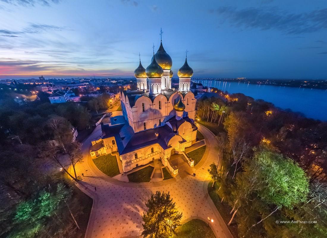 Красивейшие города мира на панорамных снимках