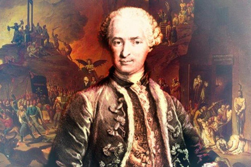 Граф Сен-Жермен: самый загадочный человек 18 века