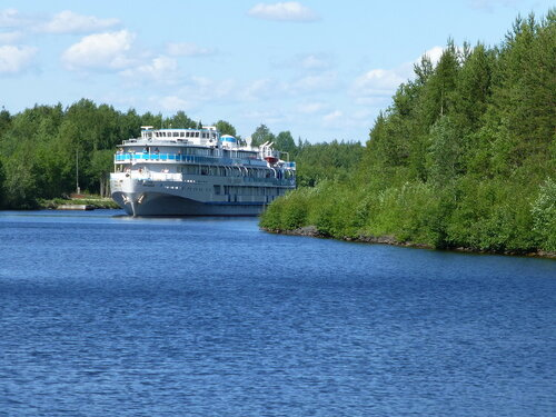 Беломоро-Балтийский канал