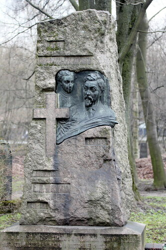 Надгробные памятники в спб 19 века памятники на могилу цена фото у пермь