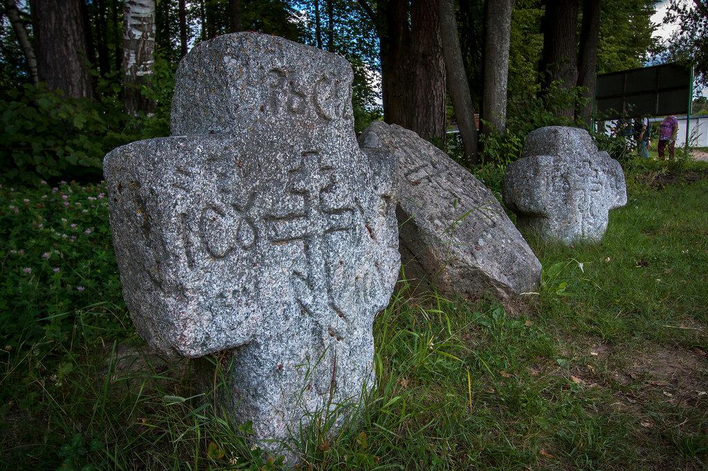 Надгробные камни раннего христианства