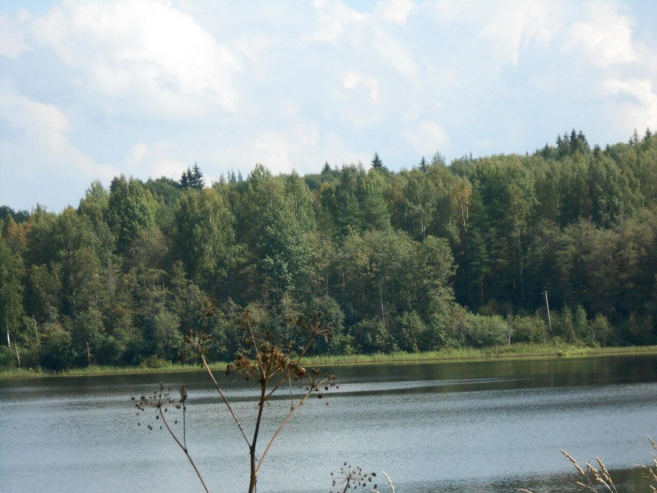 Озеро Пруса