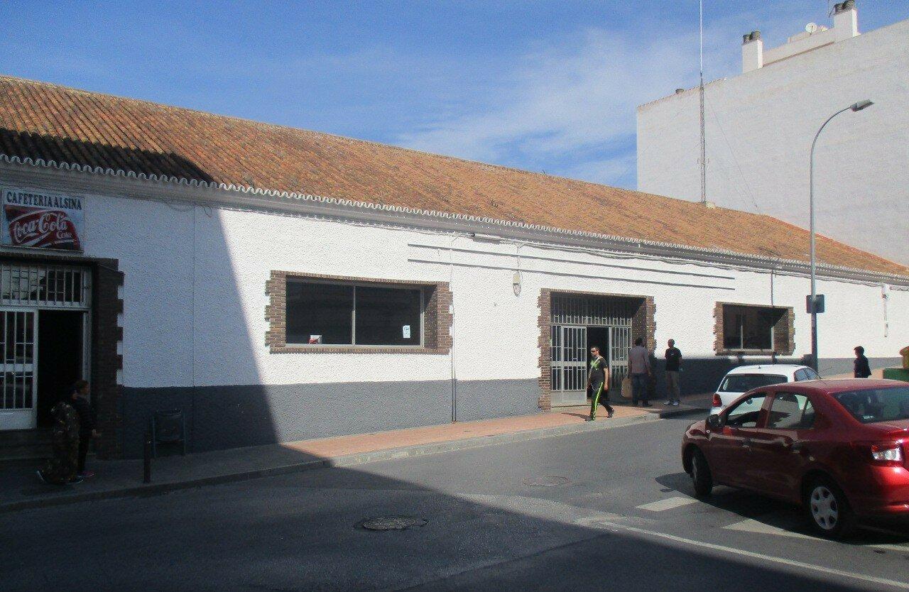 Мотриль. Автовокзал (Estación de Autobuses de Motril)