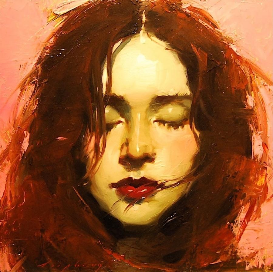 Малкольм Липке - это американский художник, родился в 1953 году в Миннеаполисе. Студентом он искал к