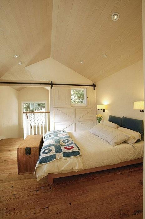 5. Укромная спальня