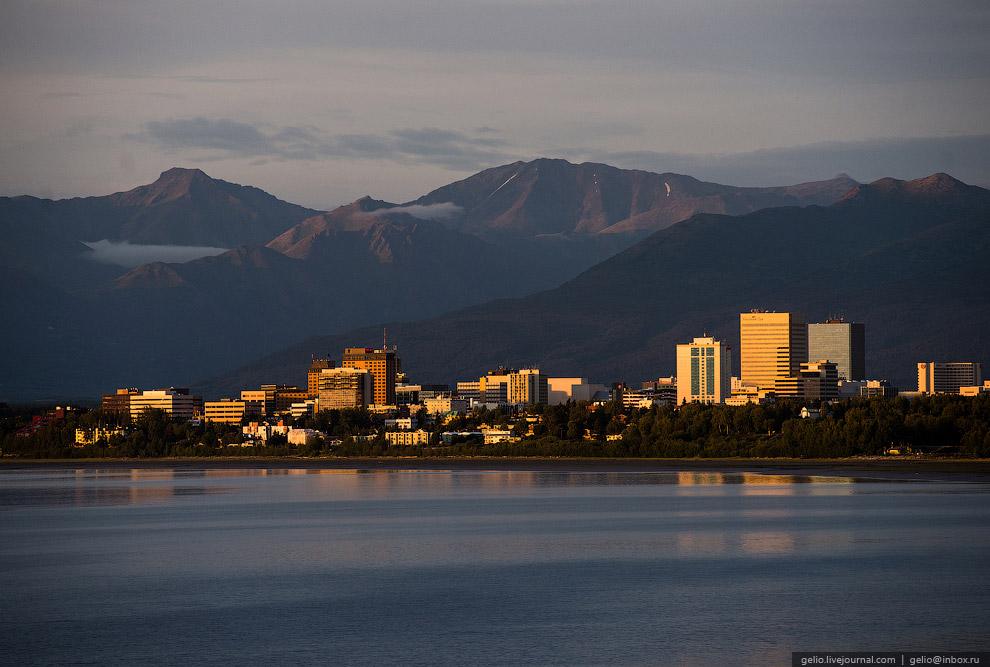 21. Аляска — не только самый крупный по площади штат США, но и самый богатый в плане туризма. З