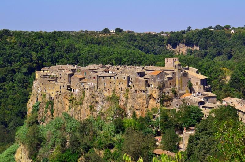 Самые красивые деревни Италии, Кальката