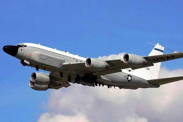 RC-135U крался свыключенным транспондером— Пентагону