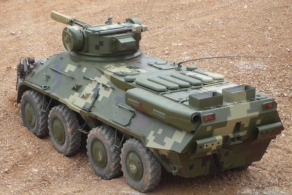 Украина передаст солдатам ВСУ 40 единиц новой бронетехники
