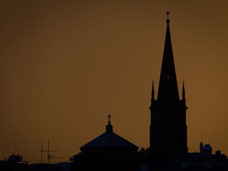 Мощнейший взрыв прогремел вжилом доме вВаршаве