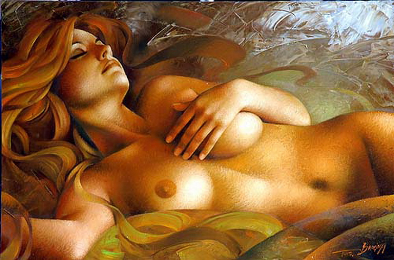 Nude erotic fantasy art sexy movie