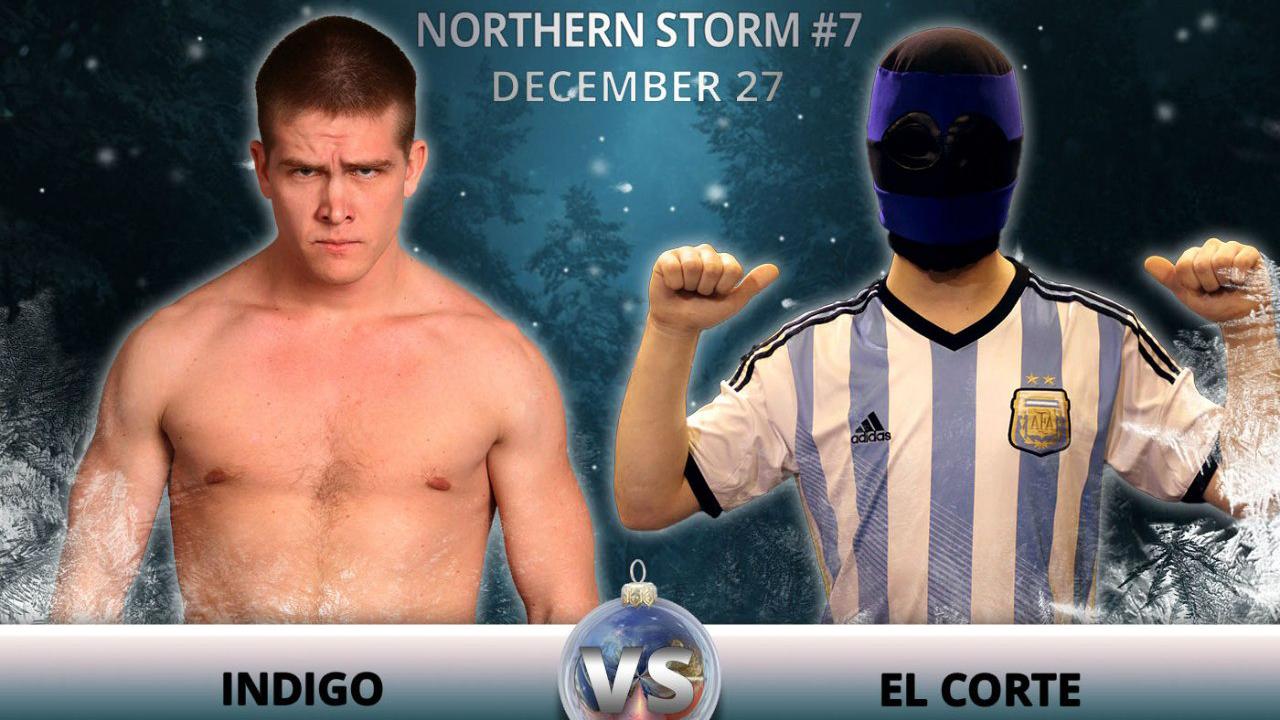 NSW Northern Storm #7: Индиго против Эль Корте