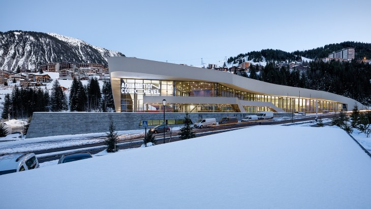 Aquamotion Courchevel by Auer Weber