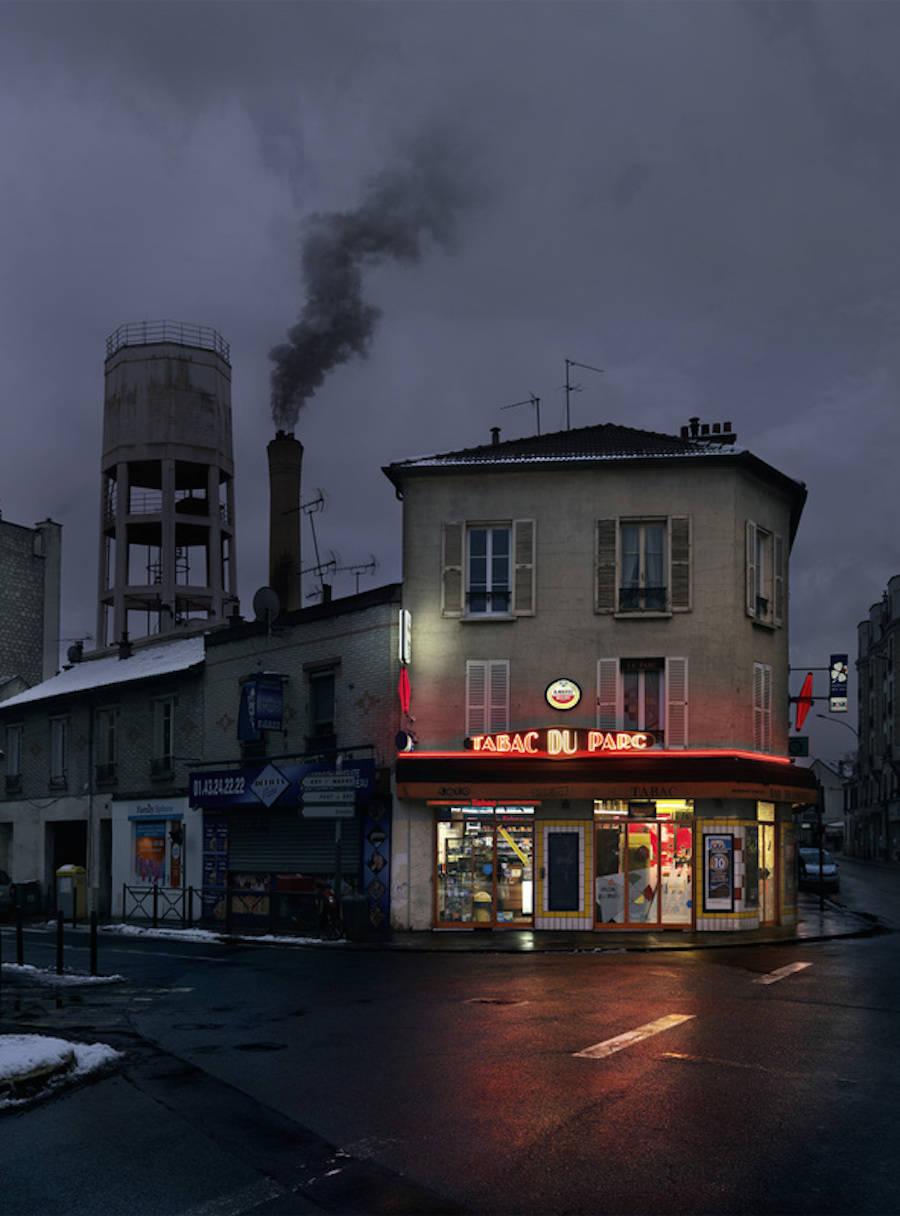 Le Tabac du Parc, Le Perreux-sur-Marne.
