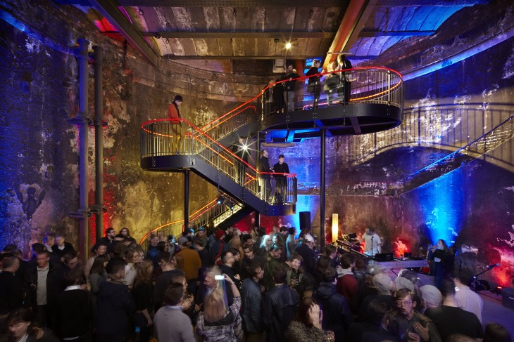 Brunel Museum's Shaft by Tate Harmer - Your Daily Architecture & Design Update