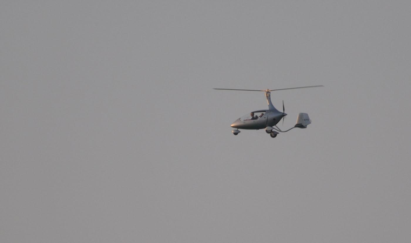 Фотография 17. Странный летательный аппарат. Тестирование Nikon D300s с телевиком Nikon 70-300mm f/4.5-5.6G. Настройки: 200, F5.6; 1/500 s.