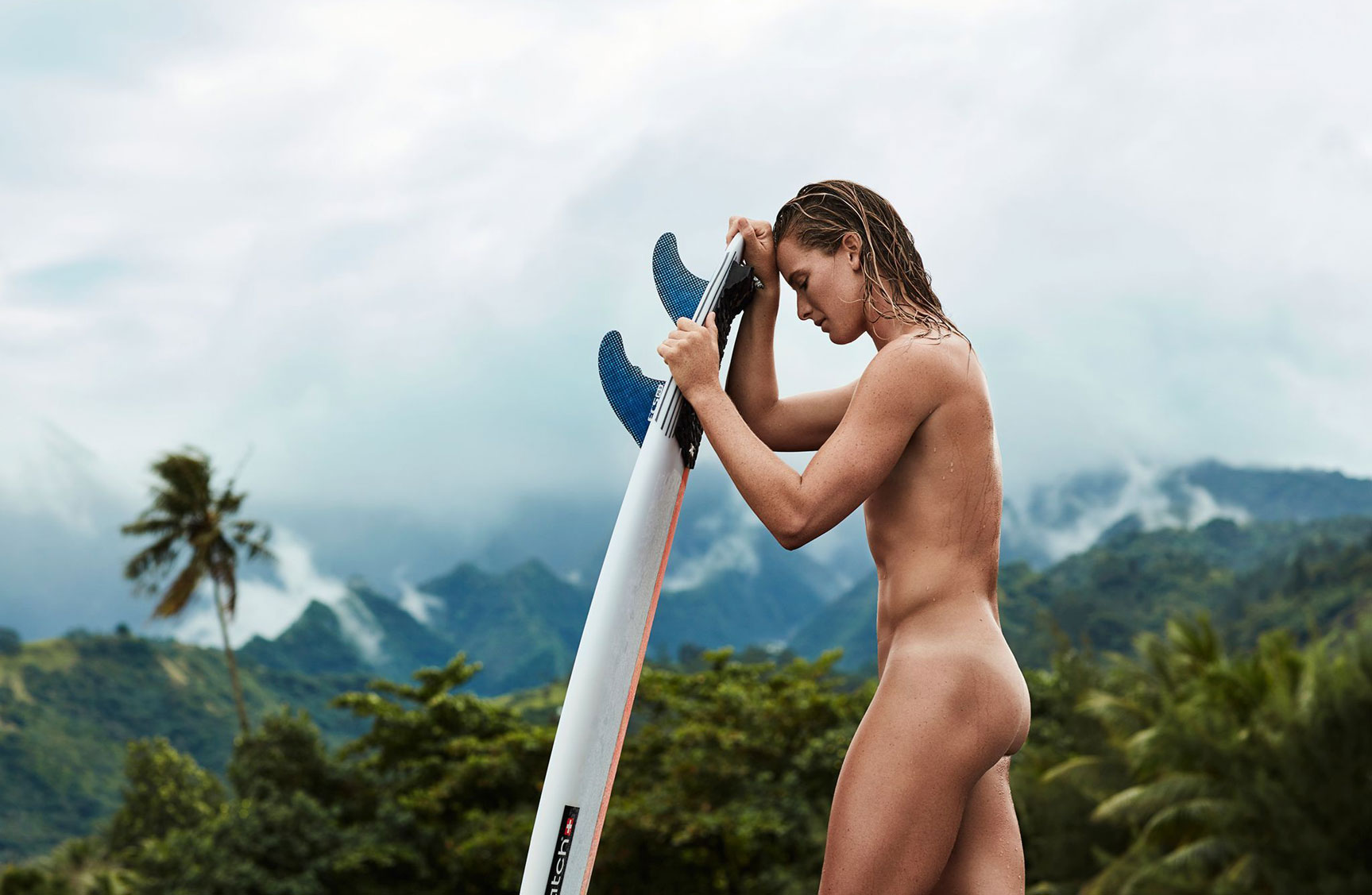 ESPN Magazine The Body Issue 2016 - Courtney Conlogue / Кортни Конлог - Культ тела журнала ESPN