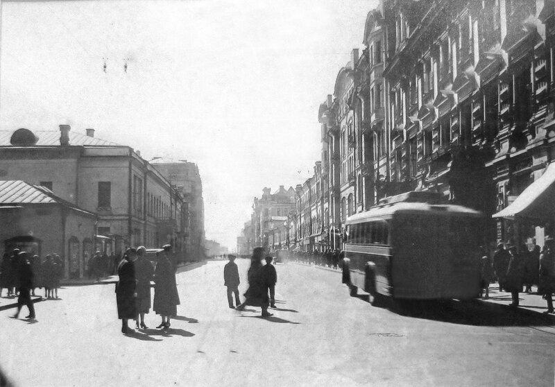 451959 Троллейбус на Арбате 1935.jpg